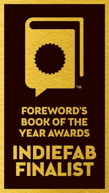 Foreward's Book Of The Year Awards - IndieFab Finalist